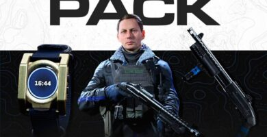 Call of duty pack de combate exclusivo playstation