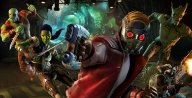 Guardians of the galaxy square enix